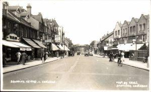 Coulsdon Town