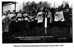 Choir in 1913