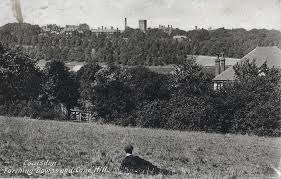 Cane Hill from Farthing Downs
