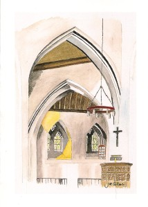 St Andrews Water Colours 004 (2)