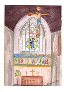 St Andrews Water Colours 005 (2)