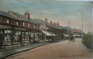 Coulsdon High Street 1907