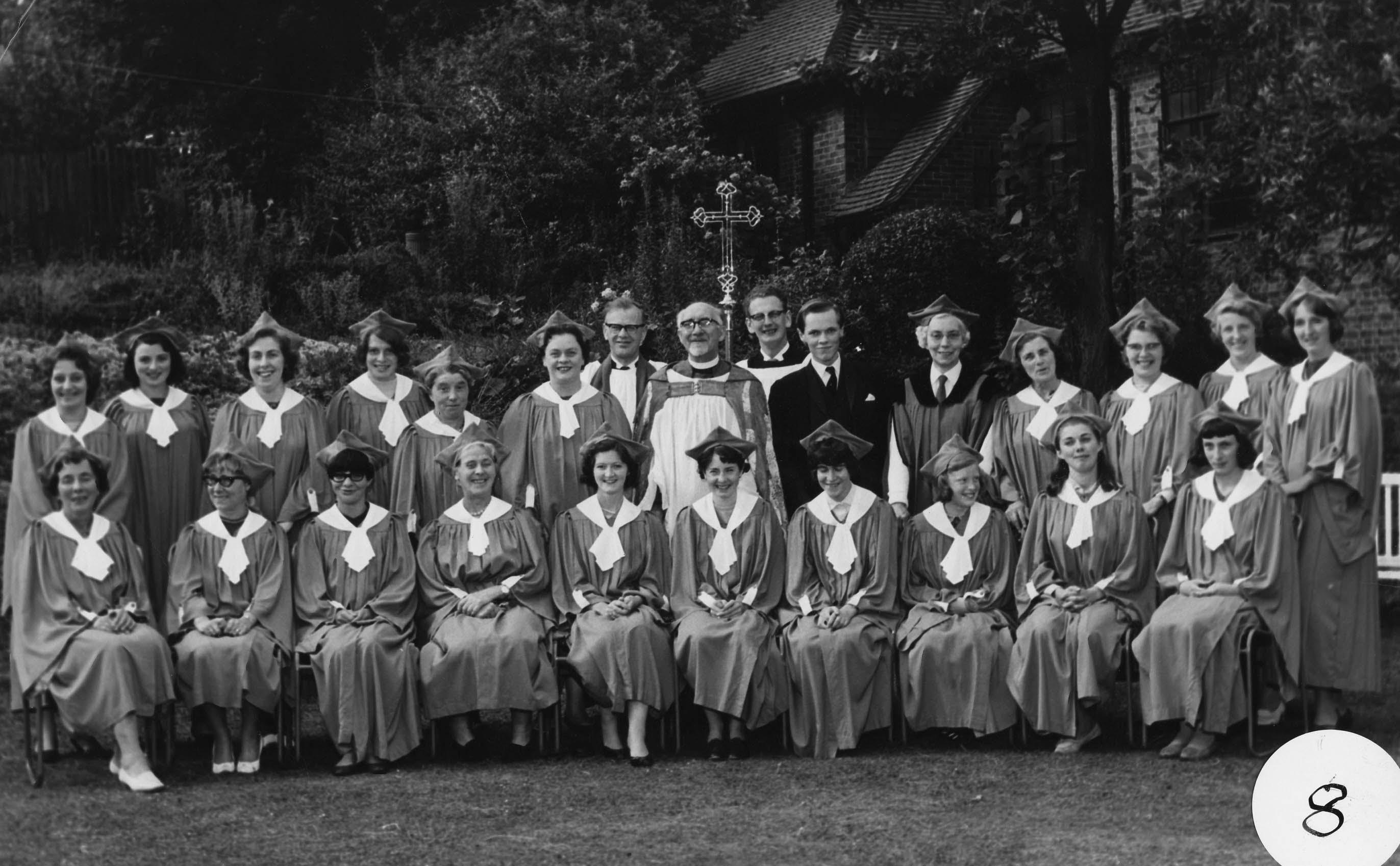 Ladies Choir 1966