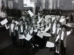 St. Andrew's Young Singers - Celebration of Gifts September 1994